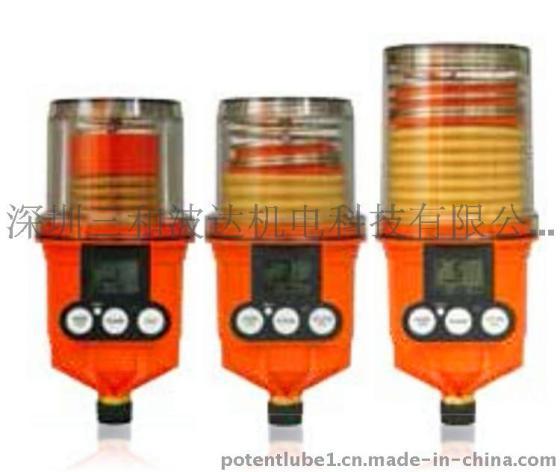 美国自动加脂器Pulsarlube-弹簧注脂器-数码加脂机