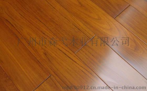 缅甸柚木实木地板 防潮地暖地板【批发价格,厂家,图片