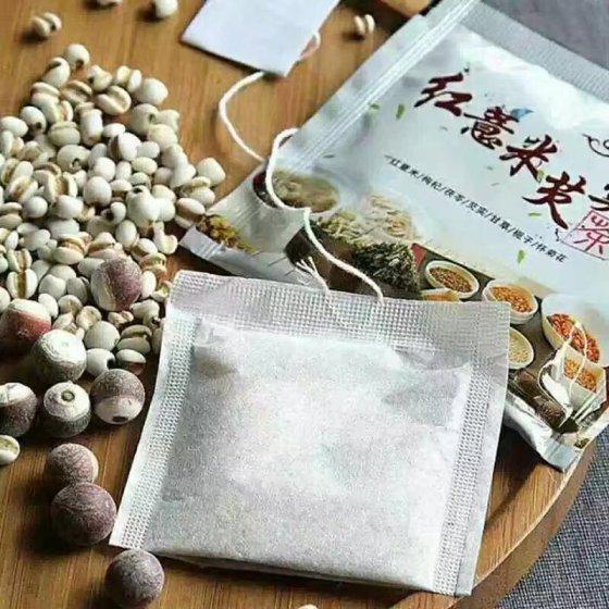 贴牌加工_红薏米芡实茶生产厂家 oem贴牌代加工 批发供应袋泡茶