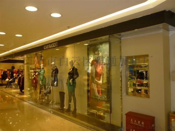服装饰件 服装展示用品 服装展示柜 女装中岛架,女装展示柜,女装展台