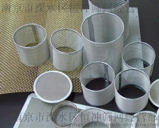 南京石湫不锈钢徽章厂专业生产不锈钢筛网,不锈钢轧花红领巾丝网图片