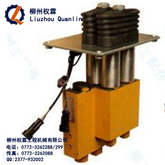 制造加工机械 工程与建筑机械 装载机械 12c0019 /先导阀  产品属性图片