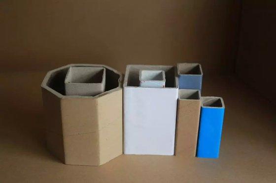 圆柱体包装盒-管 方纸管包装圆柱物体的好帮手出口品质图片,矩形纸管 方纸管包装图片