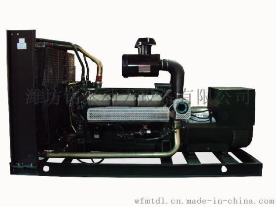 上柴凯普450KW柴油发电机组 450千瓦全铜无刷