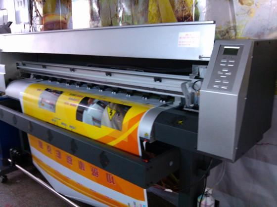 室内压电写真机好品牌鑫罗兰1600c压电写真机