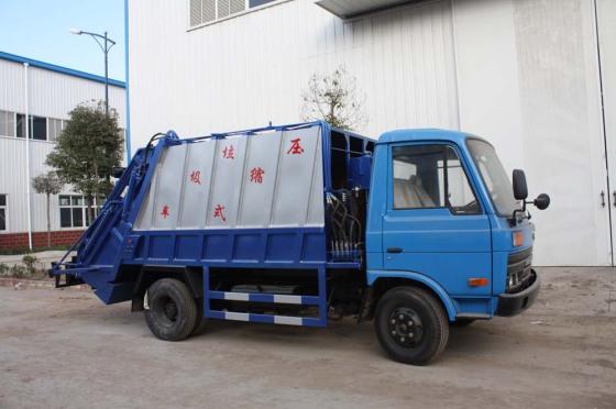 圾车高清图片 湖北江南东风专用特种汽车改装厂,中国制造网高清图片
