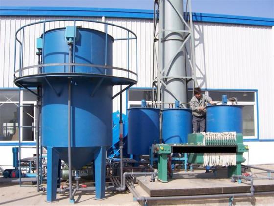 一体化污水处理设备的适用范围及优点