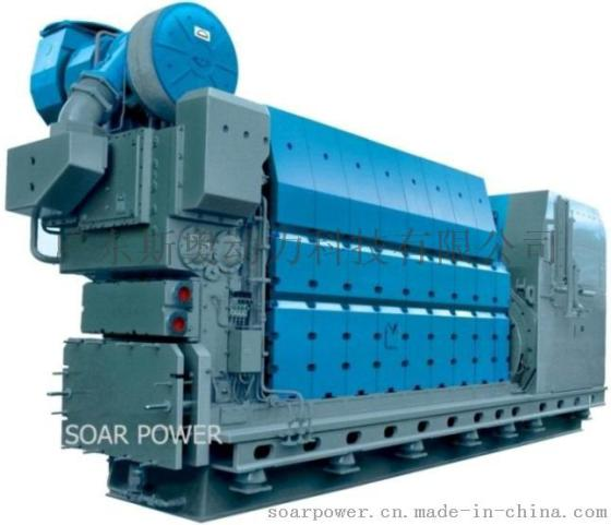 曼Man原油发电机组( 428KW~8,730KW)