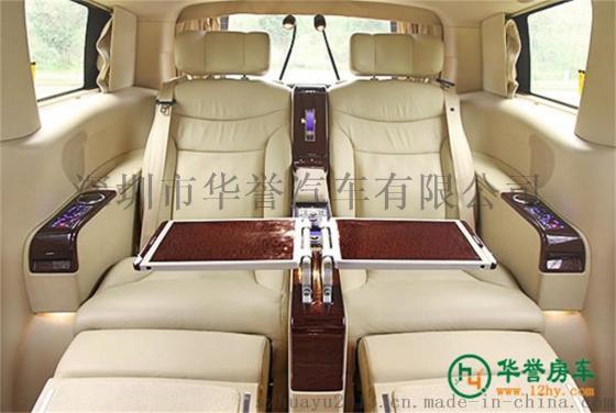 華譽房車 大捷龍汽車內飾座椅改裝 通風座椅改裝圖片