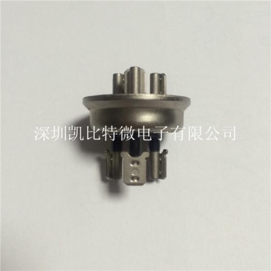 凯比特yj-4,压缩机接线柱,接线端子,玻璃接线柱,压缩机连接器,压缩机
