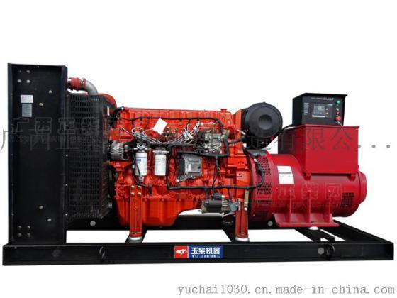 玉柴320KW柴油发电机组