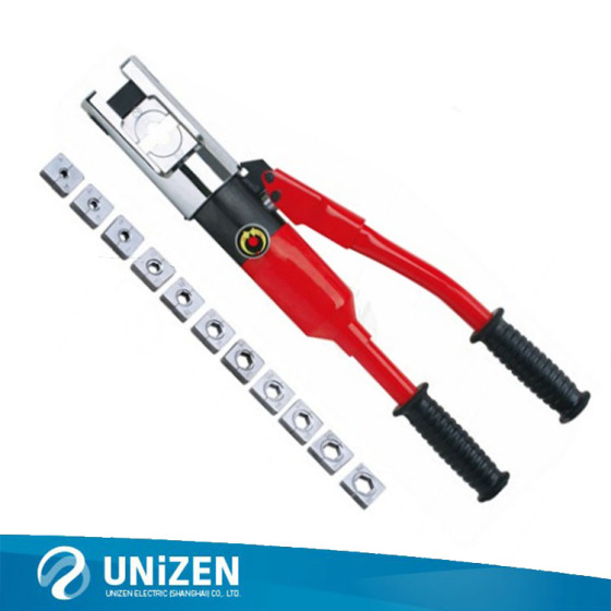 工厂直销电缆端子压接钳 zco-300手动液压钳 压线钳图片