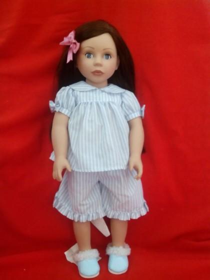 美国女孩娃娃衣服图片,美国女孩娃娃衣服高清图片