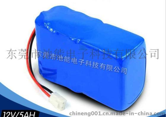 12v草坪灯锂电池/后备电源锂电池图片