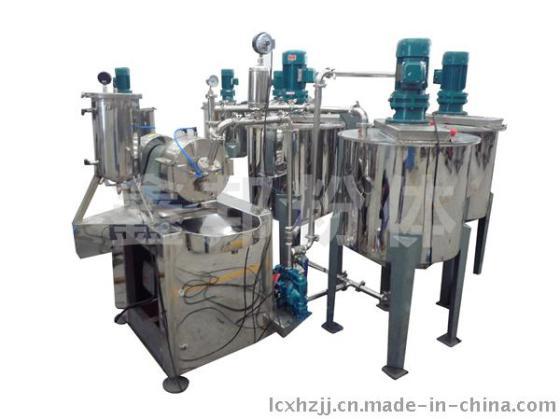 纳米陶瓷砂磨机_【鑫邦】陶瓷油墨纳米级超细砂磨机 无锡专业生产设备