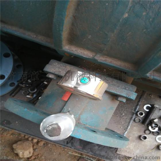 罗茨风机配件;安全阀;压力表;润滑油;三角带等图片