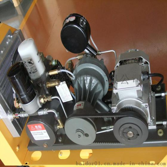 空压机气泵上空气开关和交流接触器怎样接线图片
