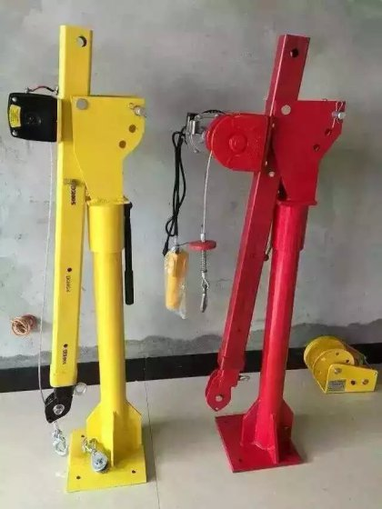 车载吊机价格|液压车载吊机厂家图片