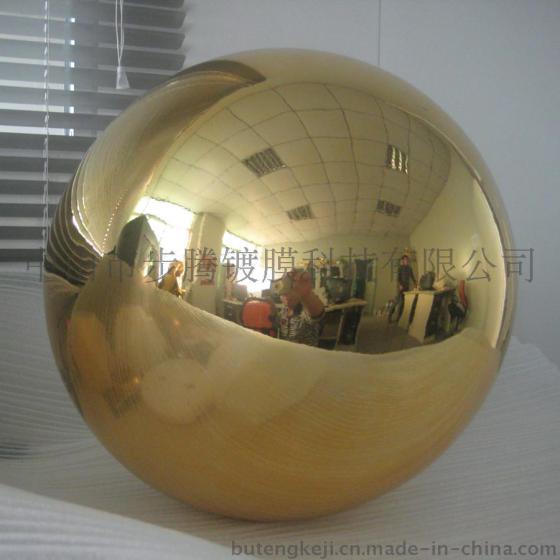 塑料球电镀,树脂球电镀,装饰球电镀加工
