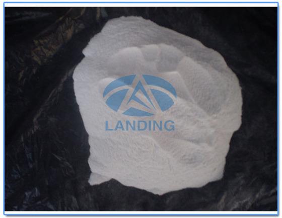 粉状无铁硫酸铝(白氢生产)