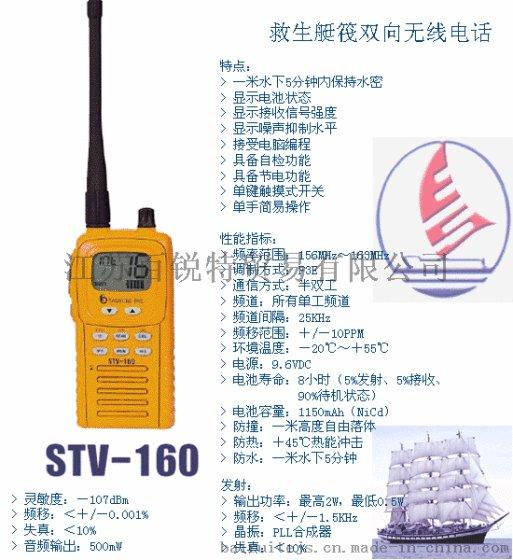 韩国三荣SAMYUNG双向无线电话STV-160带CCS证书