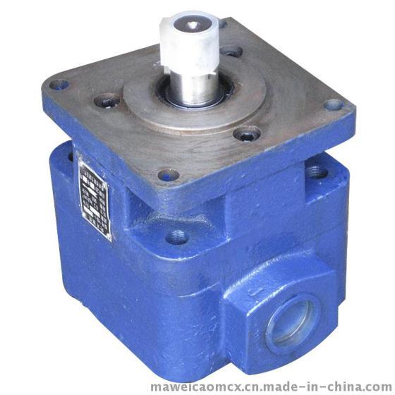yb1型定量单联叶片泵 液压油泵 低压中压泵图片
