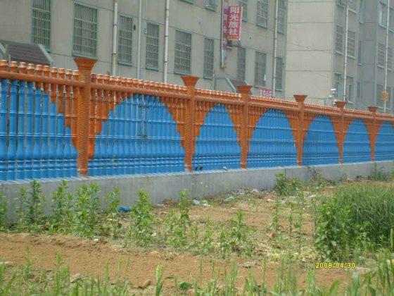 水泥艺术围栏图片,水泥艺术围栏高清图片 临沂太平彩砖厂,中国制造