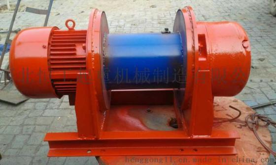钢丝绳电动葫芦 货梯 单速 双速 卷扬机 提升机 电动牵引机