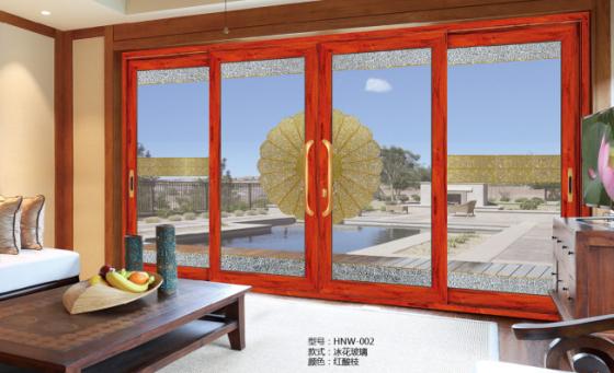 桥剪纸画图案大全简单-约时尚断桥门窗图片