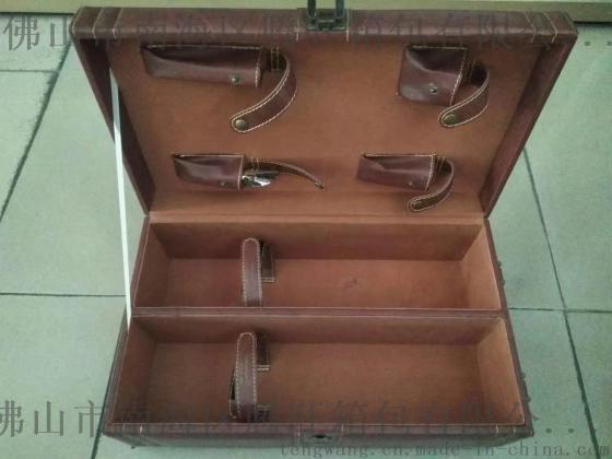 高端红酒专用精品皮箱