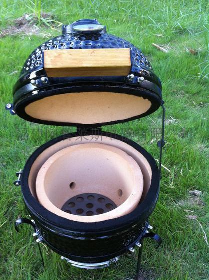 13寸陶瓷烤炉 庭院户外木炭烧烤炉