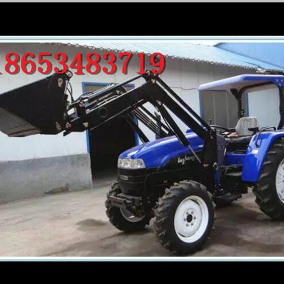 704拖拉机加装铲斗价格铲斗拖拉机图片厂家一机多用经济实惠xiao图片