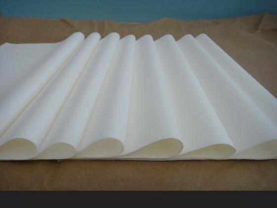 23克ito导电玻璃间隔纸,拷贝纸,玻璃光伏金属隔层v玻璃光学展示层架图片