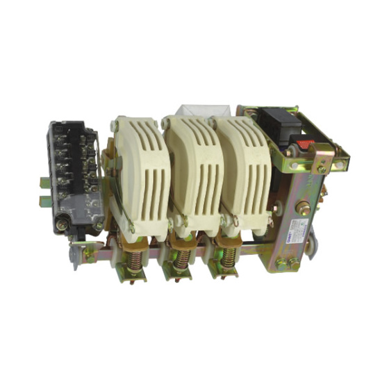 交流接触器CJ12B 100 3 380V 220V低压接触器图片,交流接触器CJ