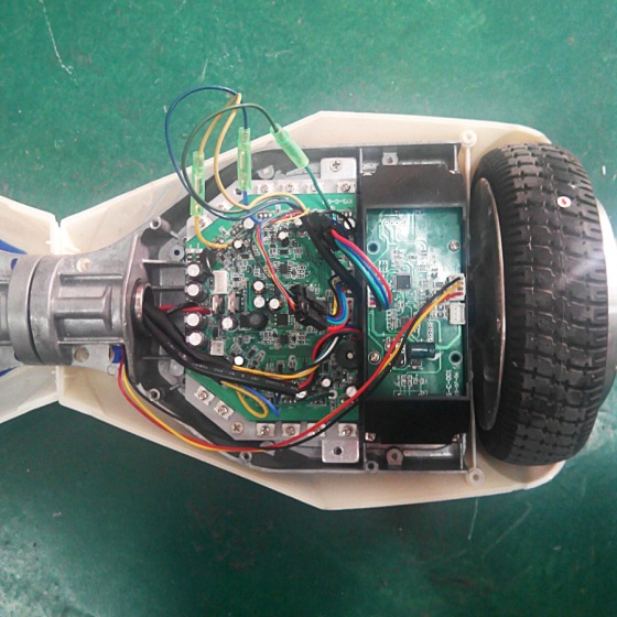 电动扭扭车控制板思维平衡车pcba主板品质厂家出货图片