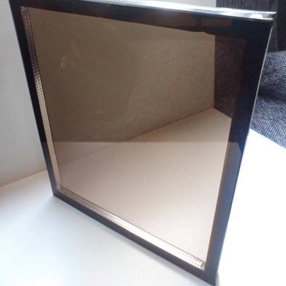 6+12a+6茶色中空玻璃 ,中空low-e玻璃圖片