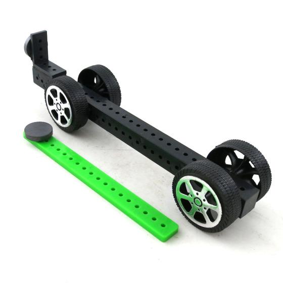 磁力小车(科技小制作)