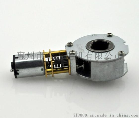 金力电机供应rf-500tb电机,rf-300电机,水表阀电机图片