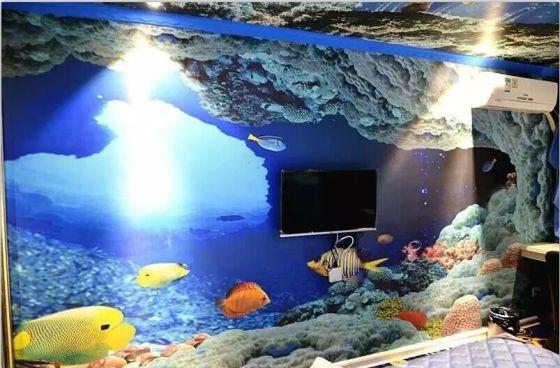 壁纸 动物 海底 海底世界 海洋馆 水族馆 鱼 鱼类 560_368