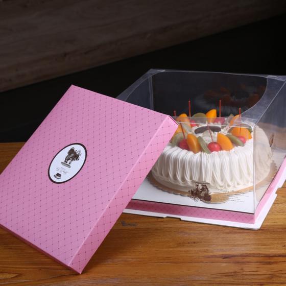 塑料透明方形生日蛋糕盒子6 8 10 12寸批发定做logo打包盒三合一图片,塑料透明方形生日蛋糕盒子6 8 10 12寸批发定做logo打包盒三合一高清图片 苍南县玺光包装厂,中国制造网图片