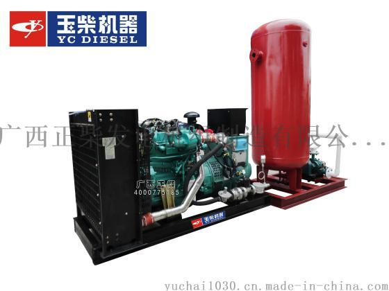 玉柴30KW沼气发电机组 燃气发电机组原厂机组厂家供货