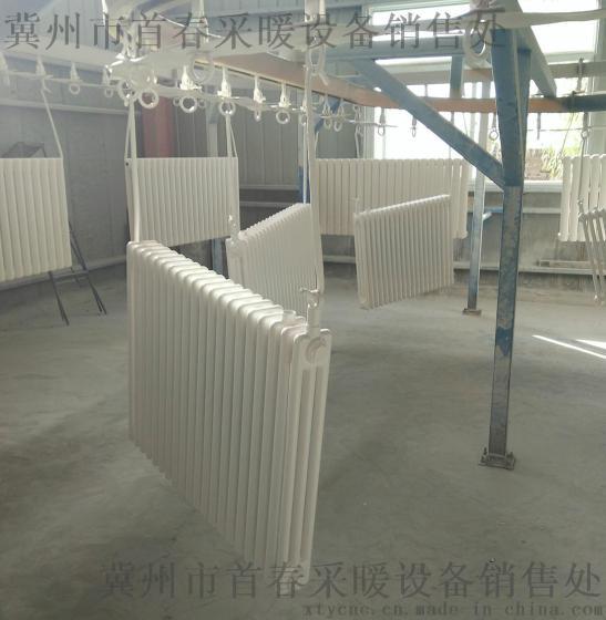 Z307型钢管柱式散热器图片,GGZ307型钢管柱式散热器高清图片 冀