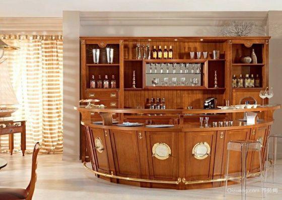 苏州福森家具 现代中式酒店吧台