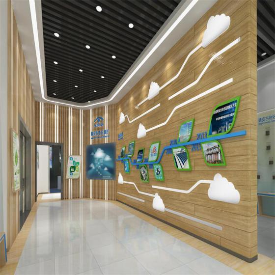 陶瓷展厅设计效果图 地产展厅设计 歌厅装修 展厅展览图片
