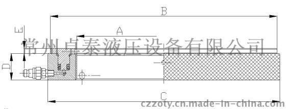 【卓泰液压】优质供应hnpc系列液压螺母(安装拆卸轴承图片