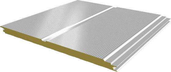 产品种类:保温板|材质:聚氨酯|形状:表面凹凸型|应用范围:钢结构墙面图片