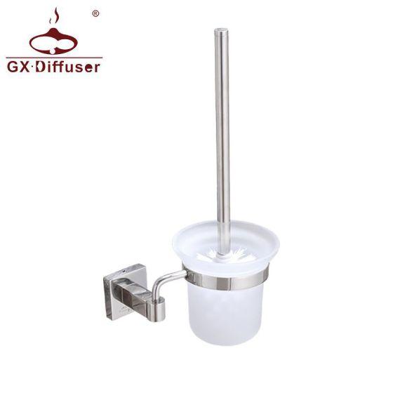 304不锈钢马桶刷套装杯刷 清洁刷头刷架厕所清洁用品 一件代发oem