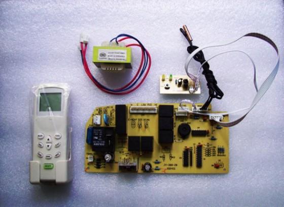 普通空调控制板
