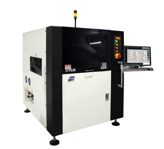 全自动印刷机_供应全自动锡膏印刷机