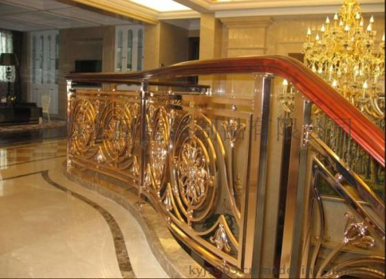 上海浦东|商场|铜楼梯栏杆|铜扶手|铜立柱|款式齐全|2015新款